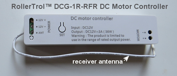 Z Wave Motor Control For Window Shades Amp Blinds