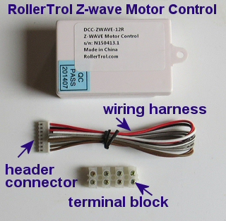 Zwave Motor Control For Window Shades Amp Blinds